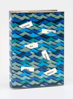 """Leaving The Sea"" Ben Marcus (diseño de cubierta por Peter Mendelsund="