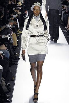 Michael Kors Collection Fall 2007 Ready-to-Wear Fashion Show - Jaunel McKenzie
