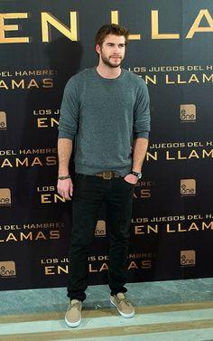Celeb Diary: Liam He