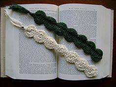 Marcapaginas Crochet