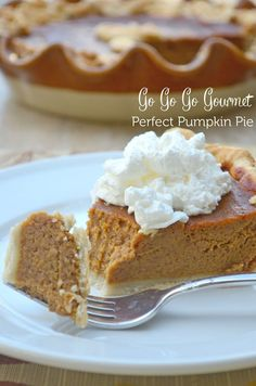 A perfect, no-frills version of the fall classic. #Thanksgiving
