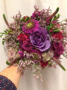 Bouquet romantic Art Floral, Floral Arrangements, Floral Wreath, Bouquet, Romantic, Gardening, Wreaths, Fun, Home Decor