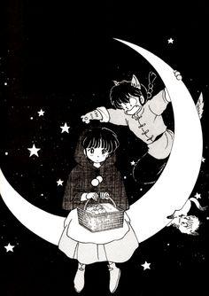 Ranma and Akane-Rumiko Takahashi