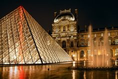 Proper Exposure at Night - ouvre example