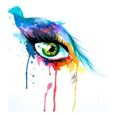 Bird Eye by Katy Lipscomb