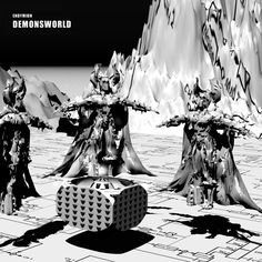 Demonsworld by Endymion