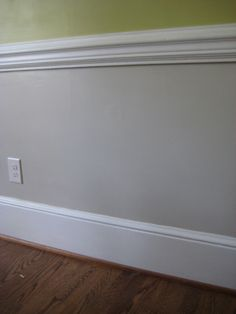 5 1 2 Inch Baseboard 3 1 2 Door Trim House Ideas
