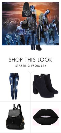 """""""Even if it's the Zombie Apocalypse, Doesn't mean We Can't Costumize!"""" by batgirl-at-the-disco3 ❤ liked on Polyvore featuring Monsoon, awesome, amazing, zombies and yas"""