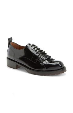 Valentino+'B-Formal'+Kiltie+Oxford+(Women)+available+at+#Nordstrom