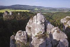 Kudy z nudy - Hruboskalské skalní město