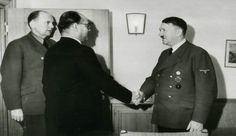Netaji Subhas Chandra Bose and Adolf Hitler - Germany 29 May 1942 Rare Pictures, Cool Pictures, Freedom Fighters Of India, Subhas Chandra Bose, History Of India, Book Writer, Indian Army, History Books, World War Two