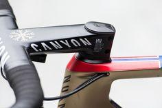 Alexander Kristoff's Canyon Aeroad CF SLX