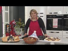 samira tv : أذواق خديجة 2 : طريقة عمل صابلي بالشوكولاطة + طبق الطنجية المغربية + خبز...