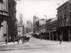 Hunter St,Sydney (year unknown).     🌹