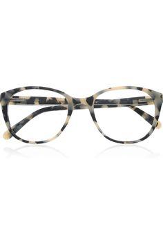 15ab9f13186 Prism - Antwerp round-frame matte-acetate optical glasses