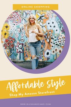 Who's up for some online shopping? Check out my favorite style, home decor, and beauty products! I know you'll find something that will be your new favorite thing! Happy Shopping! #happyshopping #affordablestyle #affordablehomedecor #affordablebeauty
