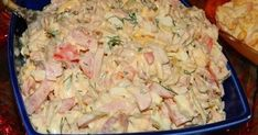 Kefir, Hawaiian Pizza, Turkey Recipes, Pasta Salad, Carne, Potato Salad, Salads, Food And Drink, Appetizers