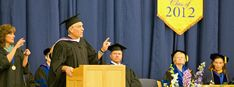 U.S. Senator Udall offers Commencement address at Fort Lewis College