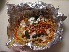 Michele's Baked Fusilli with Fresh Mozzarella — Quick Weeknight Meals Recipe Contest 2009