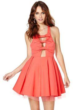 Nasty Gal Sweet Charms Dress