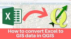 How to convert Excel to GIS data in QGIS using Spreadsheet Layers plugin