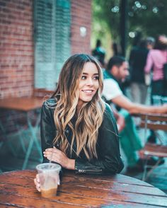 "191.8k Likes, 357 Comments - Sierra Furtado (@sierrafurtado) on Instagram: ""Stole @brandonwoelfel 's coffee for this photo☕️"""