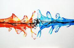 Digital copy of Original Acrylic painting.  https://www.etsy.com/listing/242802324/digital-copy-elements-fire-water-acrylic