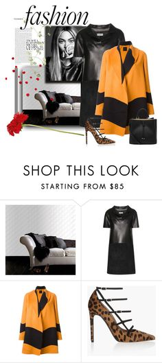 """Untitled #605"" by pamwhite994 ❤ liked on Polyvore featuring moda, Balenciaga, Agnona y Mulberry"