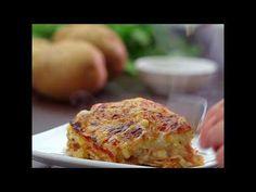 Quando se está com pressa para comer, é preciso improvisar uma refeição rápida, mas também saborosa. Se você quer agradar no almoço, mas não quer fazer um prato muito elaborado, a batata gratinada com frango ao barbecue é a opção perfeita. Aprenda!Batata gratinada com frangoIngredientes400g de batatas2 xíc