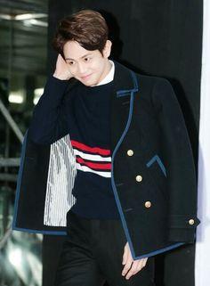 Yoseob-150122 Seoul Music Awards 24 - BEAST