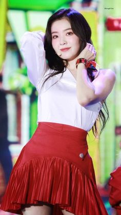 Beautiful Inside And Out, Beautiful Soul, Red Velvet Irene, Seulgi, Latest Pics, Girl Group, Snow White, Tulle, Coral