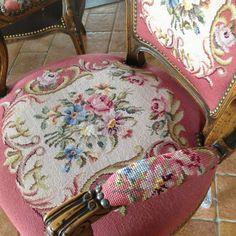 Gallery.ru / Фото #11 - Антикварные стулья - natalia1818