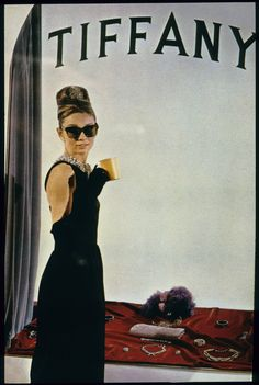 Oh, Holly Golightly! You're so hip and witty!