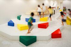 Moriyuki Ochiai Architects, Pixy Hall, Kanagawa, Japan