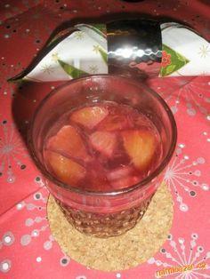 VÁNOČNÍ PUNČ - nejúžasnější nápoj vánoc Beverages, Drinks, Smoothies, Good Food, Food And Drink, Cooking Recipes, Pudding, Sweets, Snacks