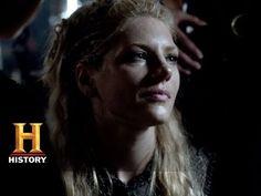 Vikings: Season 4 Tease Battle for Power Lagertha - YouTube
