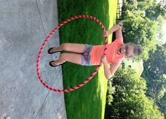 Hula Hoop Games and Activities - Family Fitness