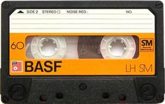 Cassette BASF. Manual del perfecto niño /a de EGB. via yofuiaegb.com