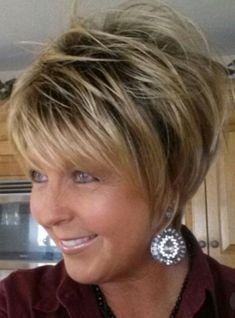 Thin Hair Cuts short cuts for thin fine hair Thin Hair Cuts, Short Hair With Layers, Short Hair Cuts For Women Over 50, Short Hair Over 60, Razor Cut Hair, Long Hair, Short Hairstyles For Women, Short Haircuts, Graduated Bob Haircuts