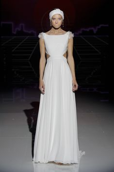 Marylise by Rembo Styling Modern Elegance With Bold Details Image: 5 Perfect Wedding Dress, Best Wedding Dresses, Bridal Dresses, One Shoulder Wedding Dress, Rembo Styling, Lela Rose, Elie Saab, Christian Dior, Bridal Fashion Week