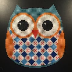 So could use this as a guide for cross stitch!