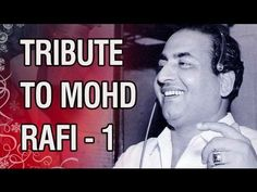 Best of Mohammad Rafi Songs - Jukebox 1 - Mohd. Rafi Top 20 - Evergreen ...