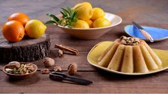 Pastel dulce de sésamo (Jalvás) - Receta - Canal Cocina
