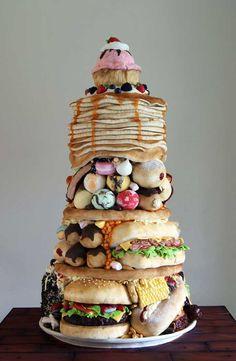 15 tortas que son tan creativas que sería un crimen comérselas