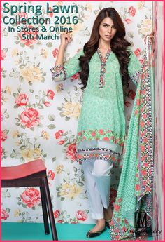 Mausummery Spring Summer Lawn Collection 2016 Vol-1