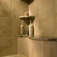 Showers With Seats Design Ideas, Pictures, Remodel and Decor