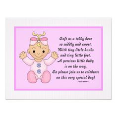 poems for girl baby shower invitations forpregnancy