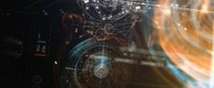 ENDERS GAME - UI/UX CONCEPTS by Ash Thorp, via Behance