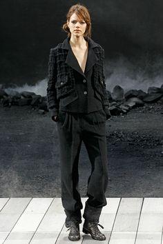 Fall 2011 Ready-to-Wear  Chanel - Runway