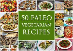 50 Tasty Vegetarian Paleo Recipes. Paleo Zone Recipes - The Best Paleo Diet Recipes from the Web.